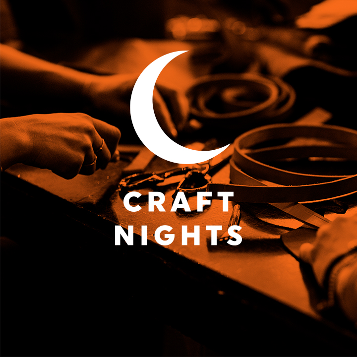 Bulleit – Craft nights