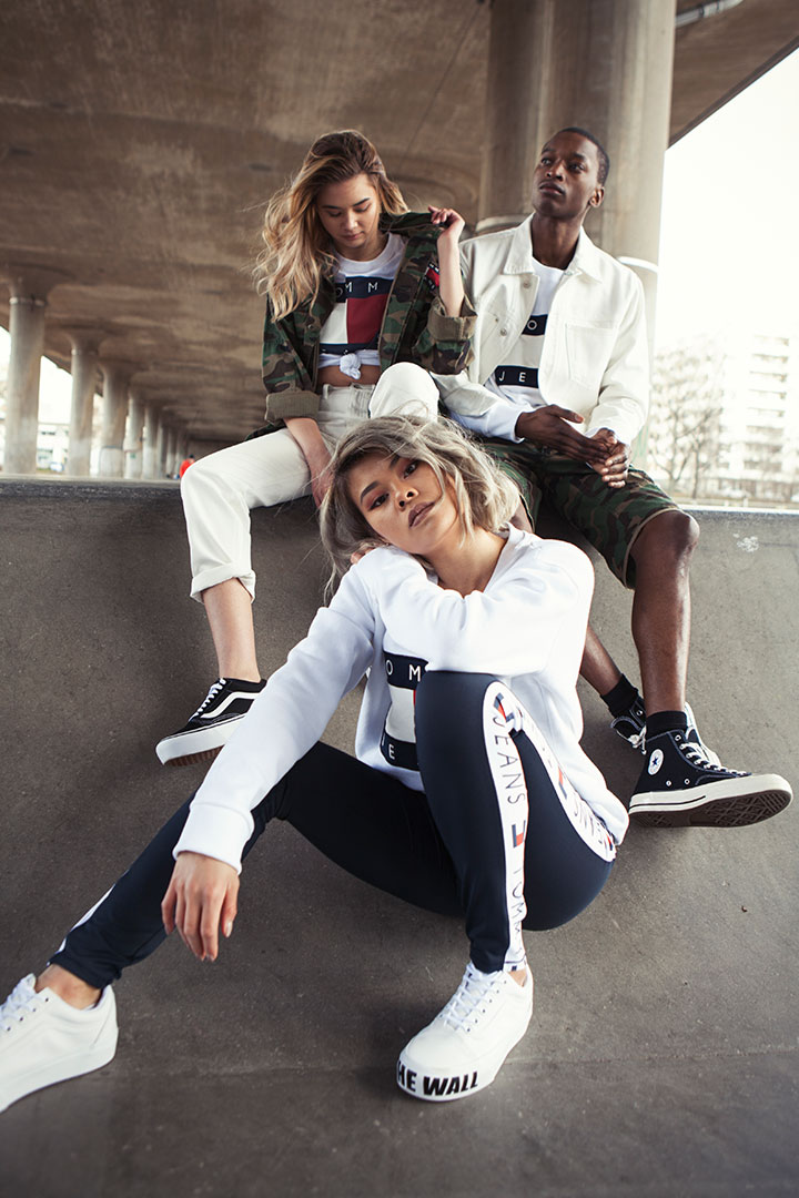 Tommy Jeans x The Line Up