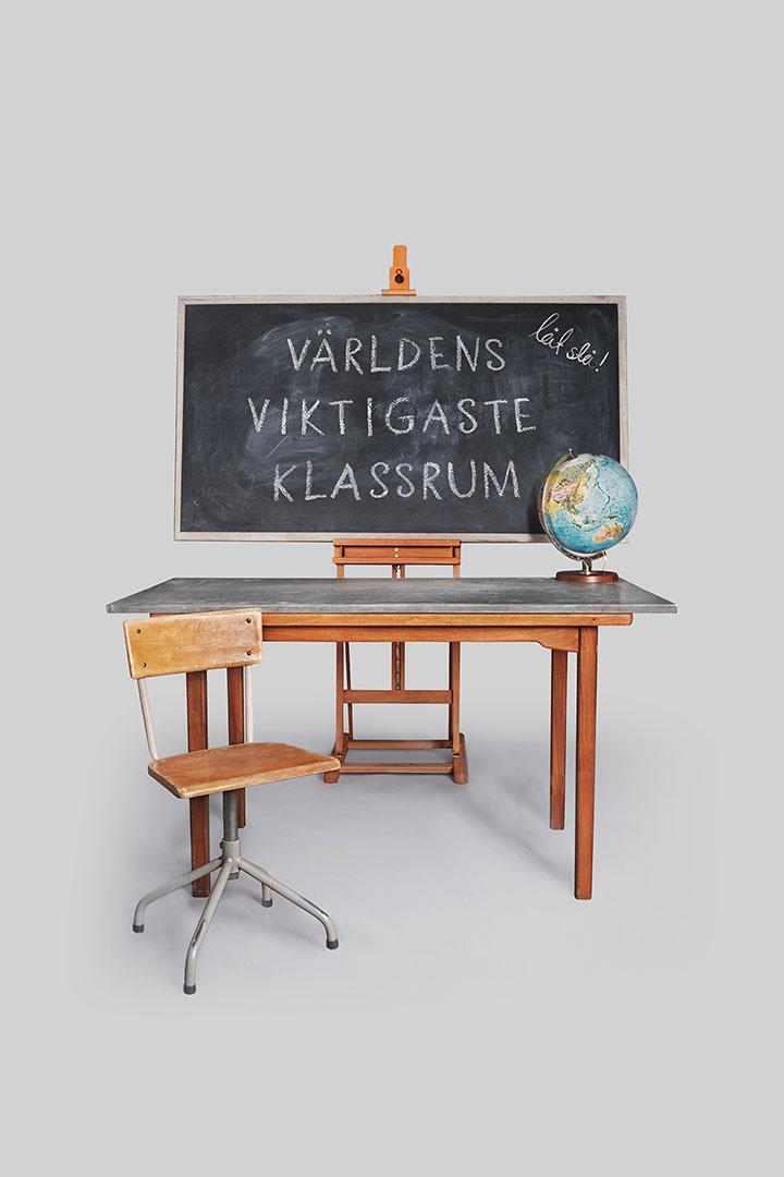 Svanen – Världens viktigaste klassrum