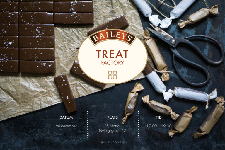 Baileys Treat Factory