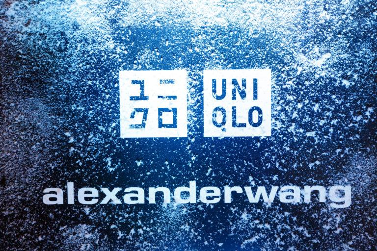 UNIQLO and Alexander Wang VIP night