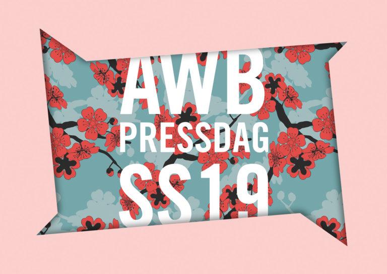 AWB PRESSDAG SS19